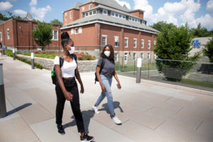 students face masks