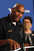 Police Chief Lawrence Weathers.