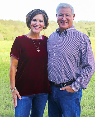 Louis and Maribeth Berman of Louisville.