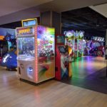 Arcade featuring nearly 50 games