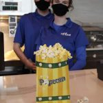 Concessions can be ordered online at the same time as movie tickets.