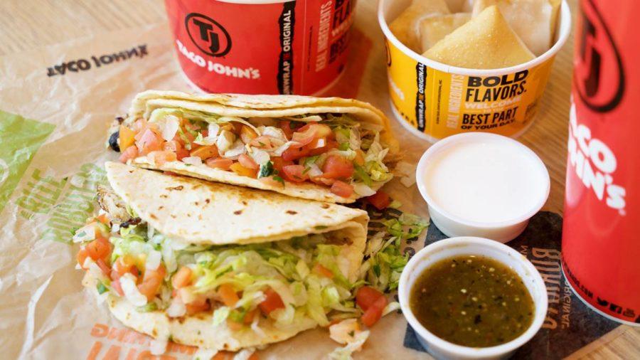 Taco John's tacos