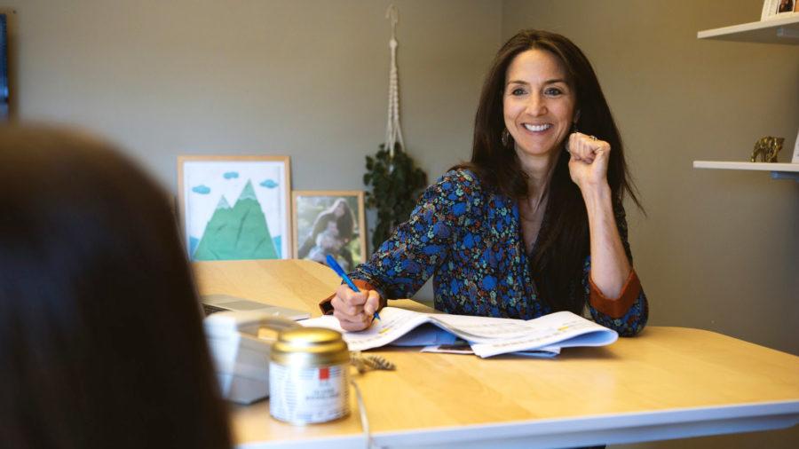 Cornett President/CEO Christy Hiler