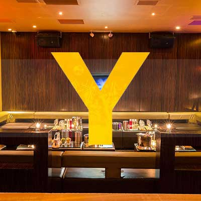 Y Bar Chicago is an upscale martini and cocktail bar and lounge in Near North Side Chicago.