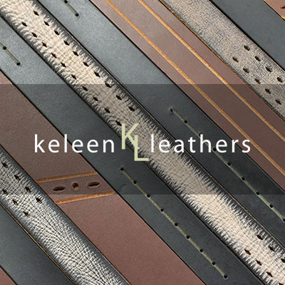 Keleen Leathers, Inc. is a family owned and operated upholstery leather hide supplier that specializes in leather wall tiles and leather floor tiles.