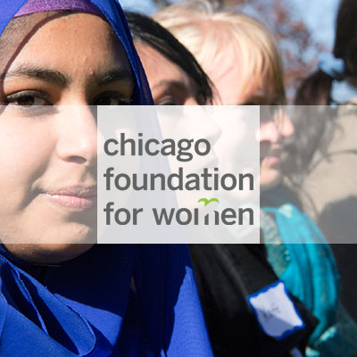 Chicago Foundation for Women raises money to fund and support organizations that help women and girls—it's all about making smarter connections between need, money and solutions.