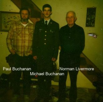 Paul & Michael Buchanan, and Norman Livermore