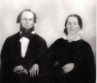 Hugh Edward McElroy and Martha Kerr