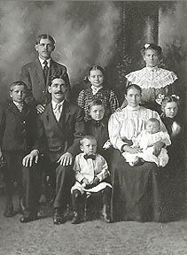 The Markus/Kerner Family; Fresno, CA
