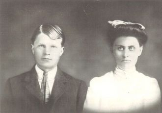 Sidney J. Cobb & Bride