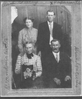 William A. Curtis family