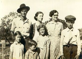 Homer Seeley family