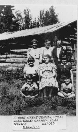 HP MARSHALL FAMILY - Alberta farm