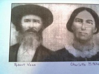 Charlotte and Robert James Voss