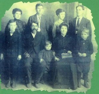 Stephen Condley family, Oklahoma