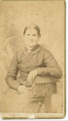 Hannah Brown wife of David O. Lewis