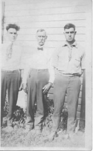 Levi, Sam, & Amos Binkley