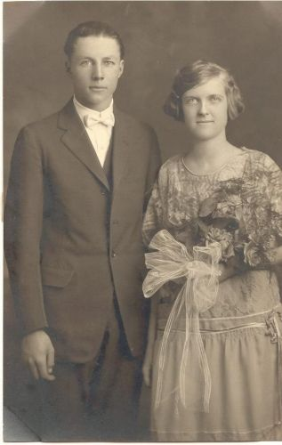 James Lowell Anderson and Kathryn LaRoyce Vennink