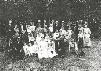 Sheeks Reunion Abt 1908, Part C