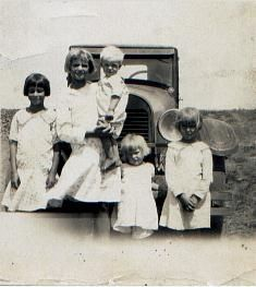 Richardson Children, 1933