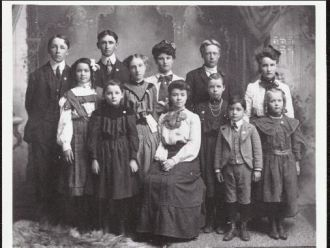School Photo, Monroe, SD