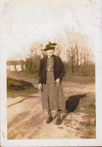 Great grandmother Moman