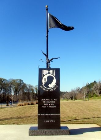 POW MIA tribute,  Georgia