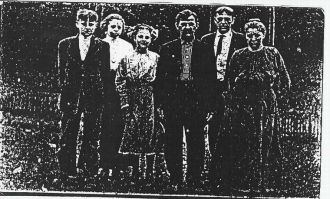 The Halbert James Sheeks & Ella (Fields) Family