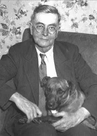 Paternal Grandfather & Brownie