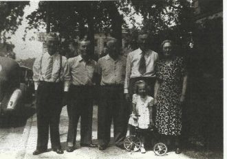 Five of Leroy Carl & Mgt Michael's Children
