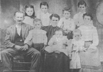 The David Madison Cotton Family