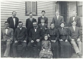 Fred Schuster Family of IL
