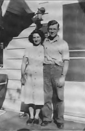 Grandparents Ralph and Helen Brainerd