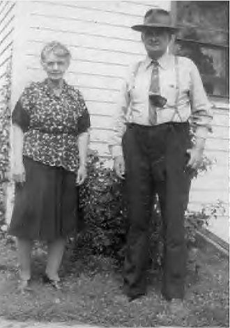 Silas and Bessie Knight