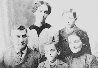 Martin Anthony Kroetch Family