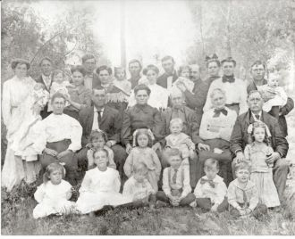 Dasher/Ferrier reunion 1907