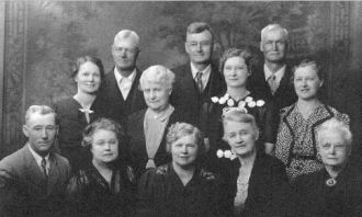 Puetz Siblings 1938