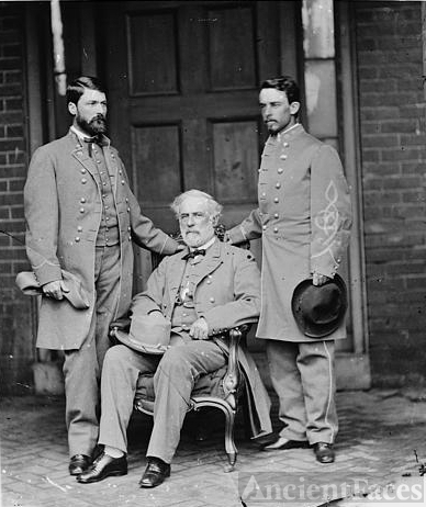 Gen. Robert E. Lee, C.S.A.