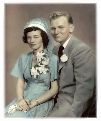 Ralph and Edna Mae Heidke