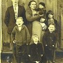 George Mashburn and Family