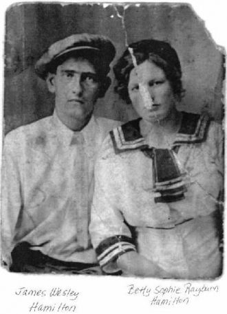Betty Rayborn & James Hamilton, KY
