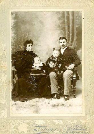 William & Rosalie Wallingford Family