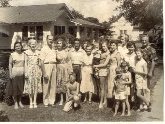 Russell Reunion MS 1955