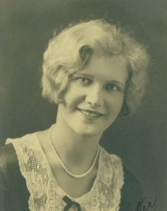 Ruth Johnson Liljegren