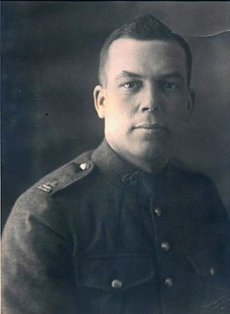 Albert C. Phillips - Canadian Army