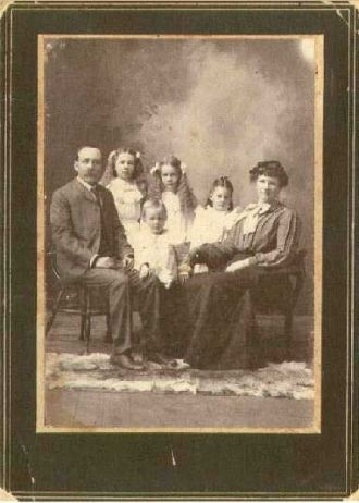Charles Hollingsworth family