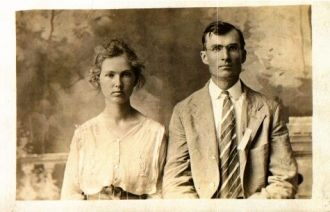 Joseph & Carrie (Perry) Williamson, Alabama