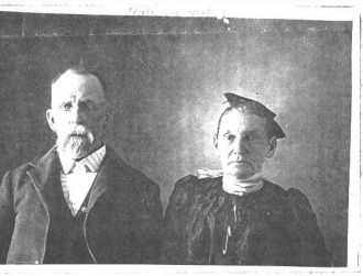Charles B. and Mary Margaret Asher