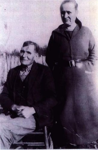 Edward & Safroni Edwards