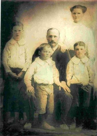 """The Clark Family of Texas"""